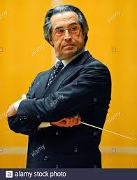 Riccardo Muti Stockfotos und -bilder Kaufen - Alamy