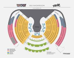 Terry Fator Seating Chart Terry Fator Theater Capacity Terry Fator Theater Seating Chart