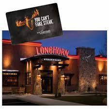 4.9 out of 5 stars 1,670. 100 Longhorn Steakhouse Giftcard Airauctioneer