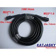 <b>car washer</b> hose high <b>pressure washer</b> hose max.400bar M22*14mm