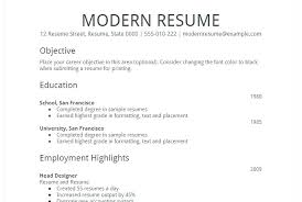 Simple Sample Of Resume About This Service Simple Sample Resume For ...