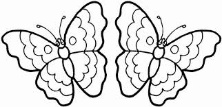 Small Picture Butterfly Coloring Pages Printable Fun Chap