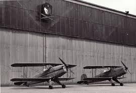 vintage wooden airplane propeller 2080mm aero c 104 walter minor 4 iii