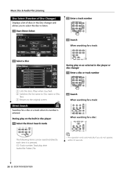 ddx7019 kenwood manual kenwood ddx7019 support instruction manual page 26