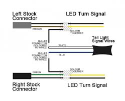 turn signal wiring diagram for atv turn wiring diagrams