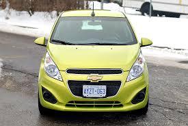 Test Drive: 2013 Chevrolet Spark | Oye! Times
