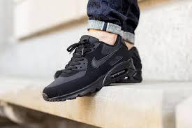 all black nike air max 90 buy black black nike air