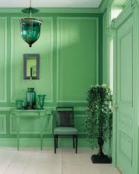 Blue And Green Decor Blue Rooms Martha Stewart