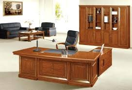 Wood office tables Timber Wooden Office Tables Arch Design Boss Table Wooden Office Furniture Wooden Office Desk With Glass Top Wooden Office Tables Wooden Office Tables Big Factory Modern Wooden Office Computer Table