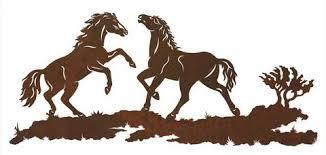 wild horses 57 metal wall art on wild horses wall art with wild horses 57 metal wall art inspired by the outdoors