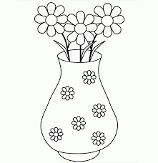 flowers in a vase drawing easy flowers healthy how to draw an easy flowers flowers healthy