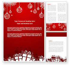 holiday template word new year theme word template 07018 poweredtemplate com