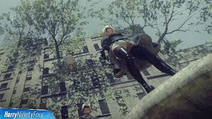 Nier Automata - What Are You Doing? Trophy Guide (Look up <b>2B's</b> ...