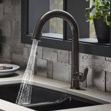 Touch kitchen faucets Lowes Touch Touchless Faucets Efaucetscom Kitchen Faucets Pulldown Spray Products At Efaucetscom
