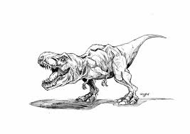 Small Picture Rex Coloring Pages For Kids Archives coloring page