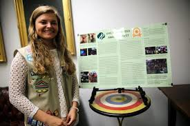 Sandy Hook Girl Scout Spreading Education To Uganda   The Newtown Bee