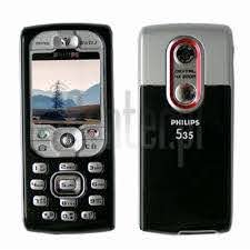 PHILIPS 535 Specification - IMEI.info