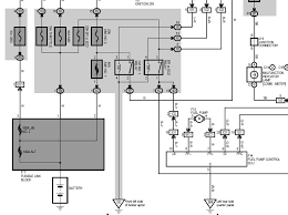 fuel pump relay fuse ihmud forum note the location of the fuel pump ecu in this diagram and trace back to the battery looks like there is a fuse and relay hope this helps