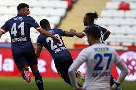 Antalyaspor - Erzurum BB Maç Raporu, 21.03.2021, Süper Lig