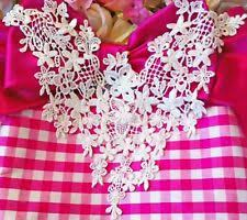 <b>Ivory</b> Bridal <b>Lace</b> In Sewing Trims for sale | eBay