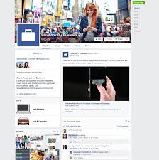 Facebook Page New Design How To Prepare For The New Facebook Page Design Business 2