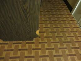 quality inn santa fe carpets were filthy and cabinets worn out