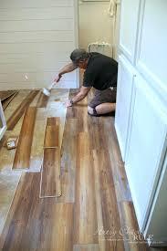 vinyl plank flooring farmhouse most realistic wood look tarkett menards