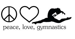 I Love Gymnastics Coloring Pages Gymnast Coloring Pages Gymnastics