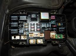 ac bypass? honda civic forum 2001 Honda Civic Fuse Box which is the relay for the ac clutch??? 2001 honda civic fuse box diagram