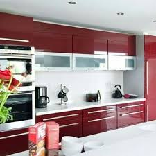 modern kitchen colors 2013. Delighful Colors Red Kitchen Colour Ideas 2013  10 Of The Best Intended Modern Kitchen Colors K