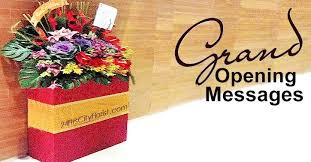 Congratulation For New Business Congratulations Messages For Grand Opening