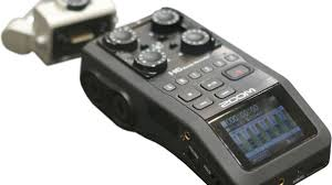 <b>Zoom H6</b>: The Essential DSLR Audio Tool Gets an Update