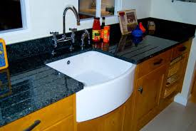 kitchen sinks for granite countertops. Kitchen With A Granite Worktop. Belfast Sink Example 1 Sinks For Countertops O