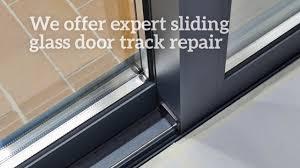 who offers sliding glass door track repair in davie angel locksmith inc