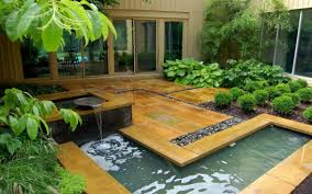 Small Picture Garden Design Garden Design with Modern Garden Landscape Design