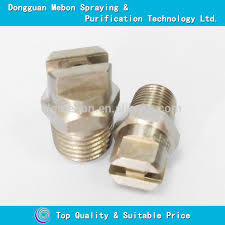 fan nozzle. high pressure cleaning flat fan nozzle,flat industrial jet nozzle