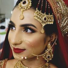 bridal makeup rs25 000