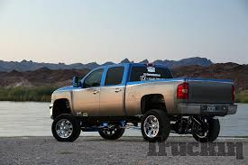 Rolling Thunder - 2008 Chevy Silverado 2500HD - Lifted Trucks ...