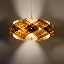 Wooden Pendant Light Fixtures Pendant Light Chandelier Lighting Hanging Lamp Wood Pendant