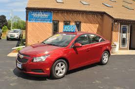 2014 Chevrolet Cruze LT Red Sedan Sale