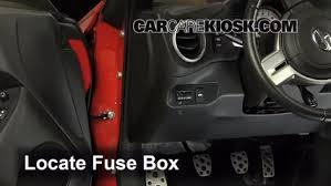 Fuse Interior Part 1 interior fuse box location 2013 2016 scion fr s 2013 scion fr s on scion frs interior fuse box