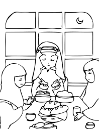 Small Picture Ramadan Coloring Page Handipoints