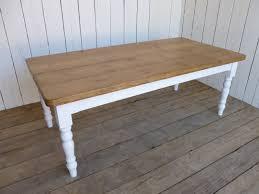 bespoke rounded corner plank table