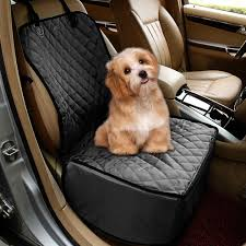 dog car seat cover 2 in 1 nonslip scratch proof pets seat car cover non slip waterproof pets travel hammock rear seat protector single front pet on on