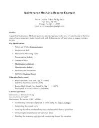 Resume Job Experience Examples Letter Resume Directory