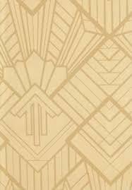 gold art deco wallpaper uk