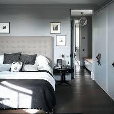 Dark Wood Floor In Bedroom View In Gallery White Walls With Dark