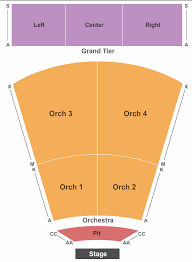 North Charleston Performing Arts Center Seating Chart North Charleston Event Tickets Masterticketcenter