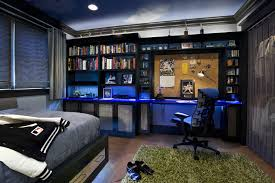 cool teenage bedrooms for guys.  Guys Bedroom Exciting Cool Teen Boy Bedrooms Awesome Bedroom Ideas  With Bed And Carpet Intended Teenage For Guys