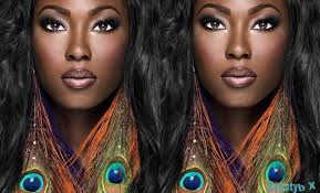 black beautiful contouring tips for the dark beauty box